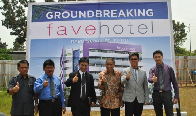 Groundbreaking The Oscar, Beverly Hills & Fave Hotel Jababeka