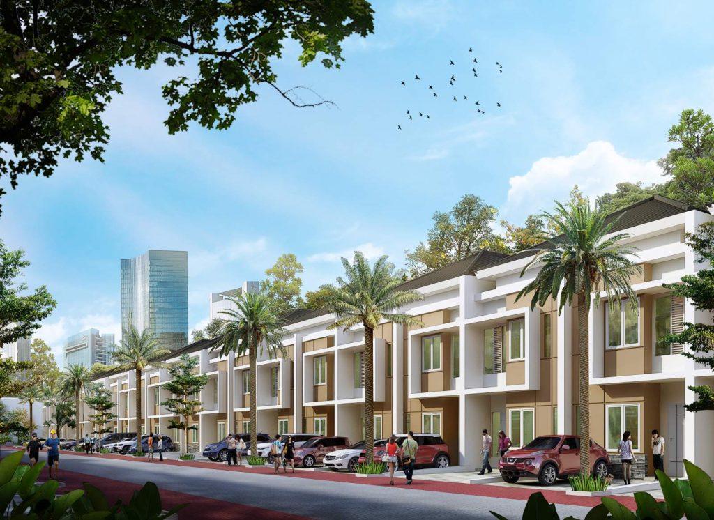 Jababeka Residence New Beverly Hills