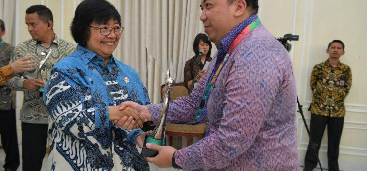 Kawasan Industri Jababeka Raih Penghargaan PROPER Hijau 2019