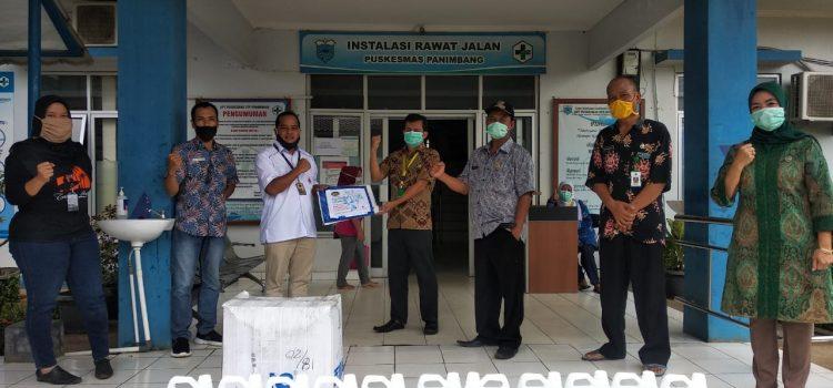 PT Banten West Java Berikan Bantuan untuk Tenaga Medis COVID-19 dan Masyarakat