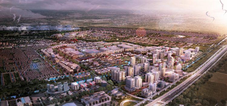 Transformasi Jababeka, TOD City yang Saling Terkoneksi