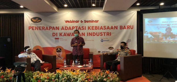 Kawasan Industri Bisa Jadi Pelopor yang Tumbuhkan Ekonomi Indonesia