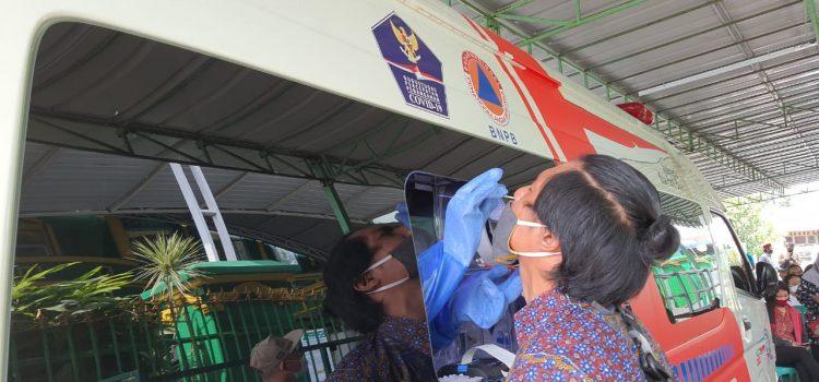 Jababeka Bersama Tim Satgas, BNPB, & BIN Lakukan Tes Swab Massal di Kabupaten Bekasi