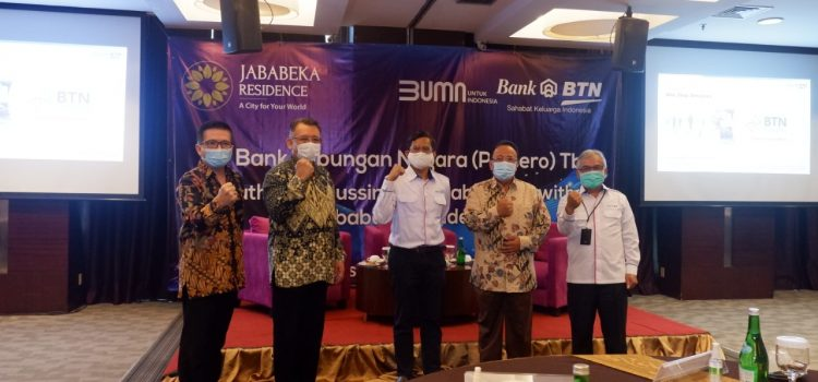 Bank BTN Gandeng HR Forum Jababeka Gelar Gathering Business