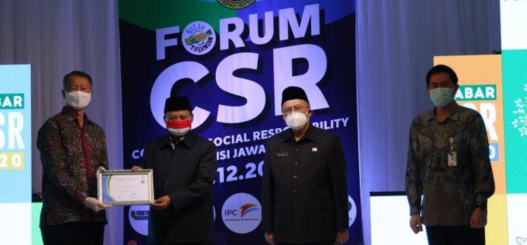 Jababeka Group Raih Penghargaan Corporate Social Responsibility dari Pemprov Jawa Barat