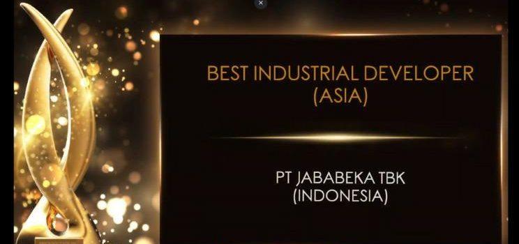 Torehkan Prestasi di Kancah Asia, Jababeka Sabet Best Industrial Developer di Ajang PropertyGuru Asia Property Award 2020