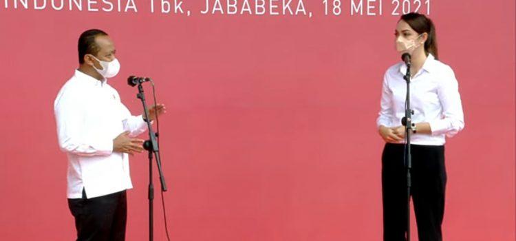 Menteri Investasi Optimis Vaksinasi Gotong Royong di Pabrik Unilever Jababeka Dongkrak Kepercayaan Investor Global